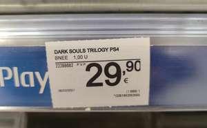 Dark Souls Trilogy PS4 - Eroski Vitoria y Tudela
