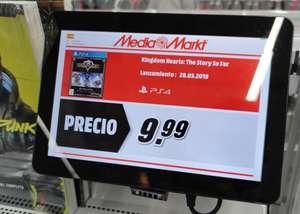Kingdom hearts: The story so far PS4 - Mediamarkt