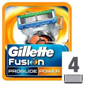 Gillette Fusion ProGlide Power, 4 cuchillas