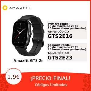 Xiaomi Amazfit GTS 2e desde España