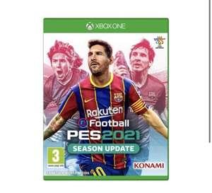 Pro Evolution Soccer PES 21 Season Update para Xbox