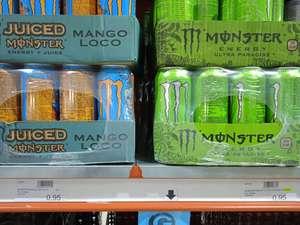MONSTER ENERGY ULTRA PARADISE Y MONSTER MANGO LOCO 500ML.