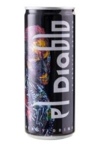 Bebida energética Diablo (Supermercado DIA)