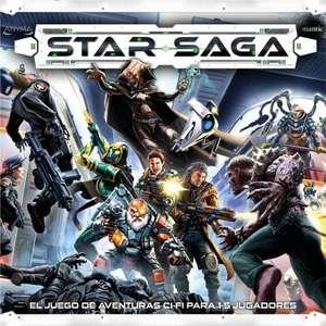 Star Saga - Juego de mesa miniaturas