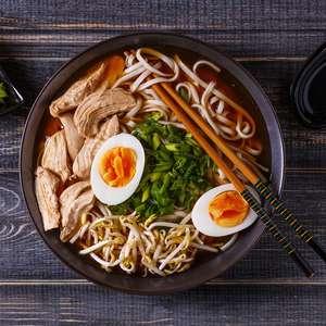 -20% en pedidos superiores a 30€ restaurante japonés KOIKOI