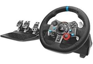 Volante - Logitech G29 Driving Force, PS4, PS3, Pc