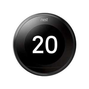 Termostato - Google Nest 3rd Generation , Open Therm, Wi-Fi, Domótica, Negro