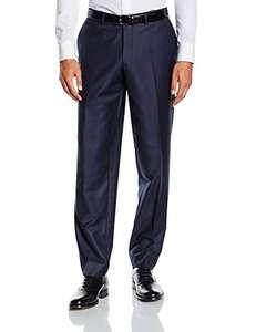 BlueBlack Rovigo - Pantalones de traje Hombre, talla 48.