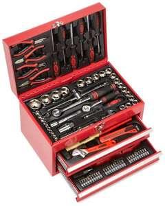 Mannesmann M29066 - Caja de herramientas con 155 piezas