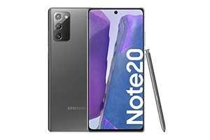 """Samsung Galaxy Note 20 4G - Smartphone Android Libre de 6.7"""" I 256 GB I Mystic Gray I [Versión española]"""