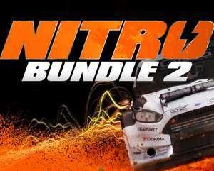 Nitro Bundle 2: 7 juegos para Steam, incluidos DiRT 1, Dirt 4, WRC 7, TT Isle Of Man 2, Gas Guzzlers Extreme