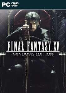 Final Fantasy XV (PC) por solo 7,99€ (Físico-Steam)