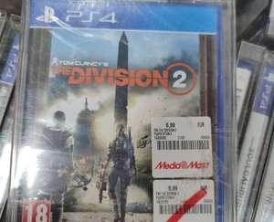 Tom Clancy's The Division 2 PS4 - Mediamarkt Grancasa