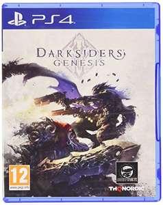 Darksiders Genesis PS4 - 17€ físico en Amazon