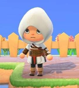 Assassin's Creed comparte el código para descargarnos este atuendo en Animal Crossing: New Horizons