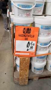 CLORO 4 ACCIONES PASTILLAS 10 KG