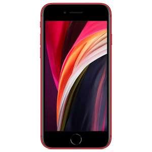 iPhone SE (2020) 64 Gb - Blanco ,negro y rojo- Libre reaco