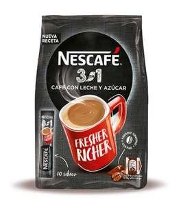 Reembolso Nescafé 3 en 1