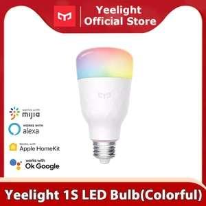 Yeelight Bombilla LED inteligente, lámpara de colores 1SE