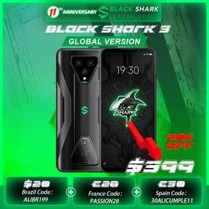 Black shark 3 5G desde España