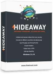 VPN Hideaway 1 año gratis