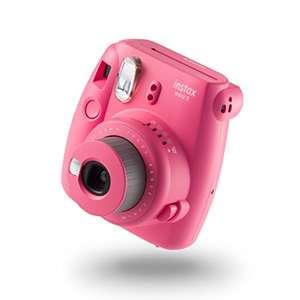 Fujifilm Instax Mini 9 - Cámara instantánea,