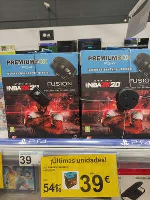 ACC PS4 PACK NBA2K20 + AURICULAR