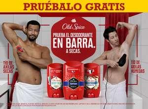 Prueba Gratis Old Spice