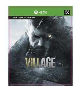 Resident evil 8 xbox series x/one lenticular