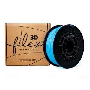 Filamento 3D PLA Premium - 1Kg. - Filex 3D