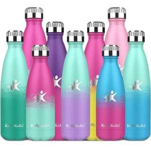 Botella de Agua Acero Inoxidable 650ml
