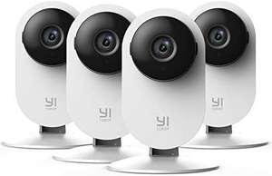 4 YI Home Camera 1080p,solo 67,44 €