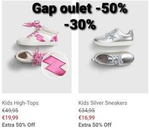GAP DESCUENTO EXTRA +50% - 30%