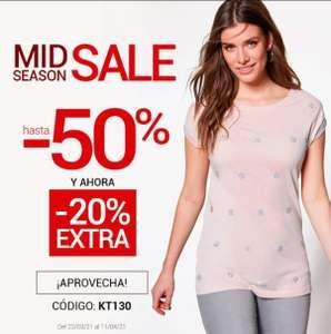 Mid season sale 50% + 20% ...Venca....