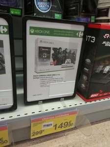 Xbox One S de 1TB Pack Gears of War en Carrefour (Armilla-Granada)