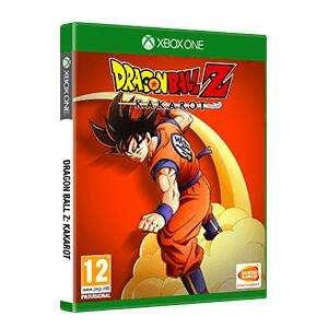 Dragon Ball Z: Kakarot Edición en Físico Xbox One (MediaMarkt oferta flash)
