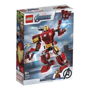 LEGO Marvel Super heroes - Armadura robótica Iron Man
