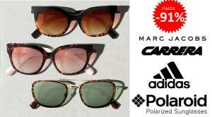 Descuentazos de hasta el 91% en gafas de sol de marca