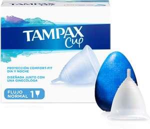 Tampax cup copa menstrual solo 9.9€