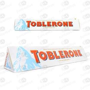 Toblerone Chocolate Blanco, 360g