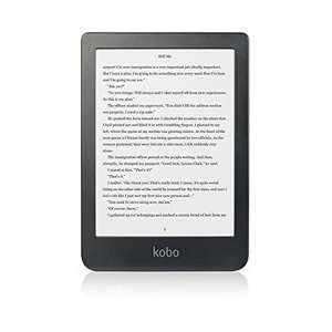 Kobo Clara HD lectore de e-Book Pantalla táctil 8 GB WiFi Negro - E-Reade