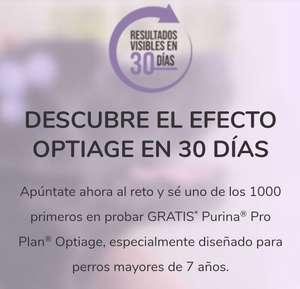 Consigue un lote Purina Pro Plan por registro o reembolso hasta 25€ (Nuevos usuarios)