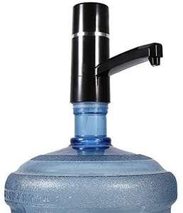 Bomba de Botella de Agua eléctrica, dispensador de Agua Potable automático de Carga USB portátil para Botella Universal de 2-5 galones