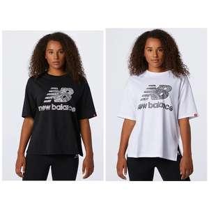 Camisetas New Balance Mujer