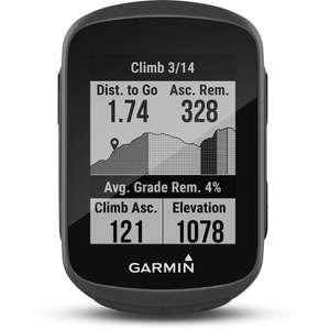Ciclocomputador Garmind Edge 130 plus GPS, altímetro, acelerómetro...