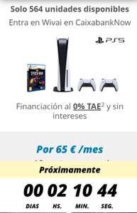 Pack PS5 + Mando DualSense adicional + Marvel's Spider-Man: ultimate edition1