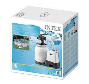 + Intex 26676 - Depuradora Arena y clorador salino