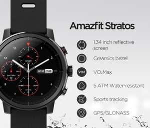 Amazfit Stratos desde España