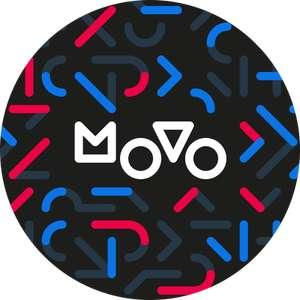 75% de descuento en Movo hoy y mañana de 14h a 22h
