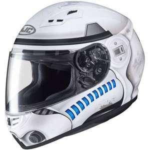 casco moto STAR WARS - STORM TROOPER tallas XS y S